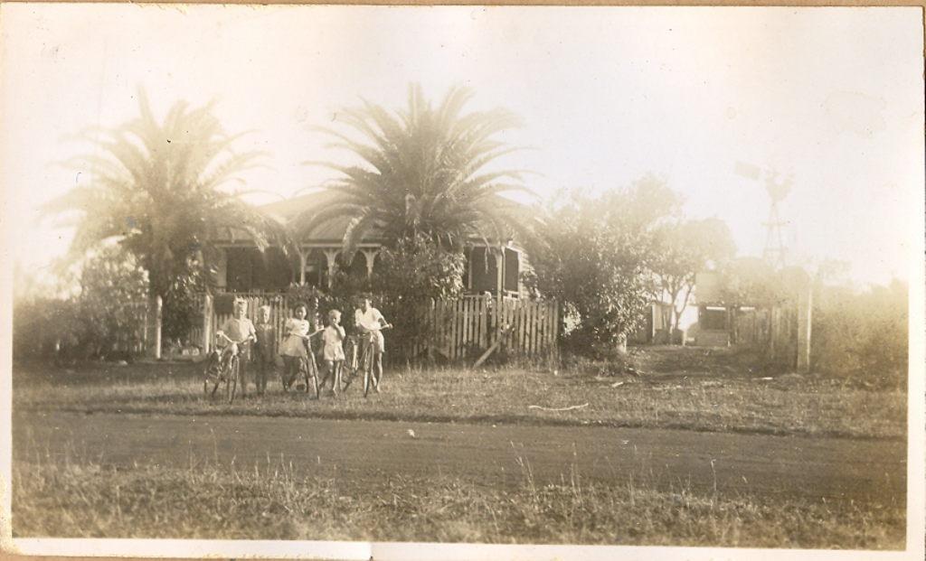 Australie Bundaberg huis bastiaans