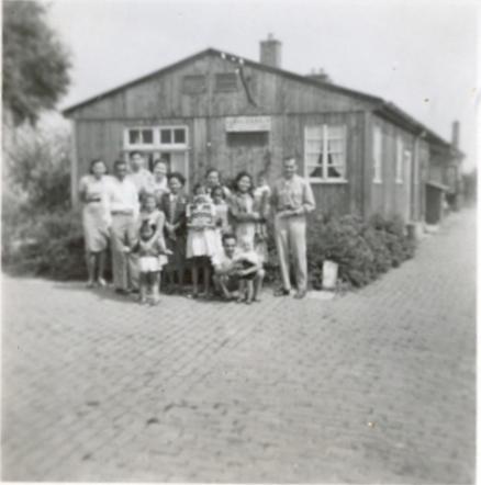 kamp Aardenburg voor barak bastiaans