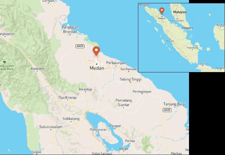 Medan - Sumatra