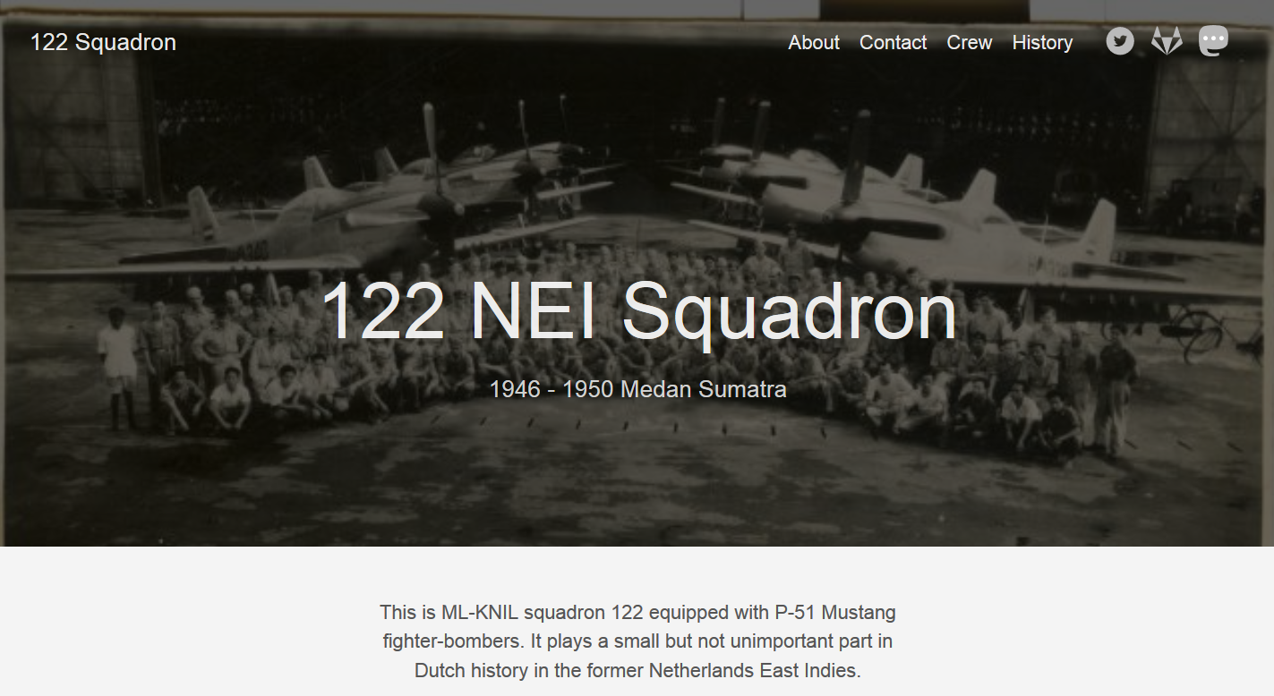 122sqn website