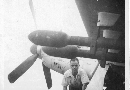 P-51 with rockets Medan