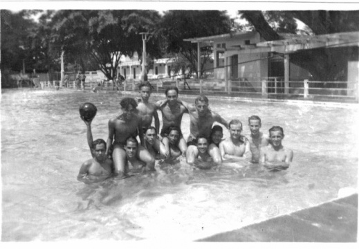 Medan municipal swimming pool