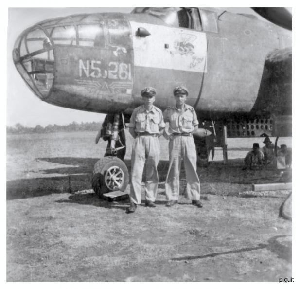 B-25 transport NS-261