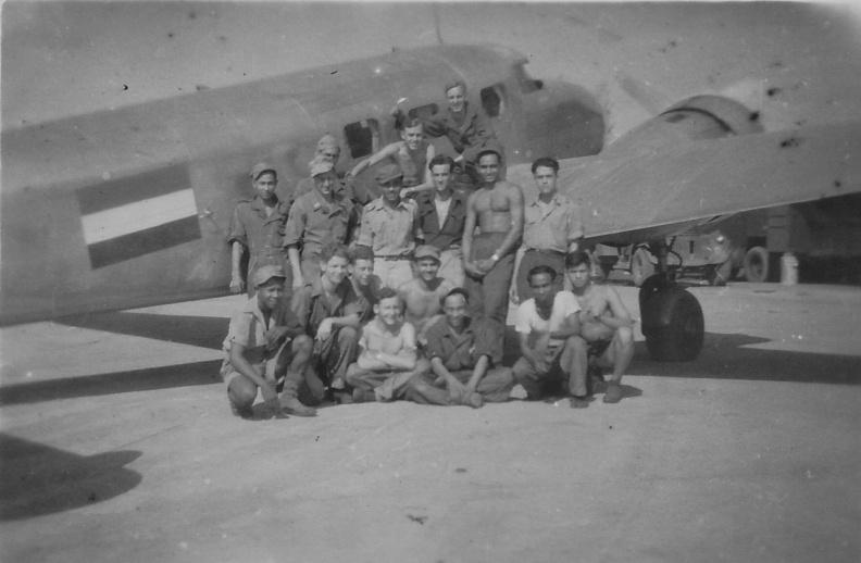 Lockheed L-12 Electra Medan
